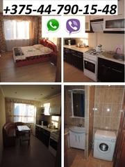 Квартира на сутки,  часы в ЖЛОБИНЕ. Мк-н 16,  д. 9 Тел. +375447293973