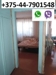 ул.Полевая,  д.1А. Сдам 1-но комнатную квартиру в Жлобине на сутки.