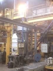 Оборудование точного литья по газифицируемым моделям лгм под ключ