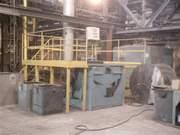 Точное литейное оборудование литья по газиф. моделям ЛГМ под ключ