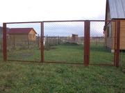 Ворота и калитки продаем,  доставим бесплатно по РБ