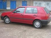 VolksWagen Golf 1.4 бензин,  1994 г.