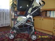 Продам детскую прогулочную коляску