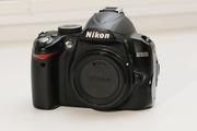 Nikon d3000 body б/у